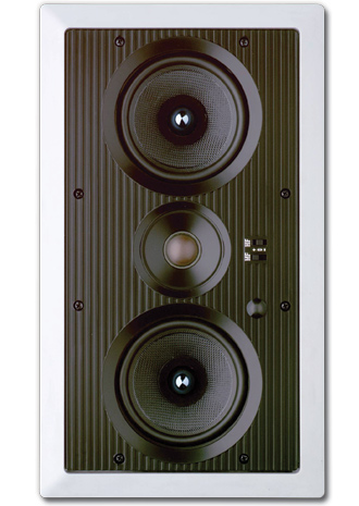 In-Wall LCRS Speaker - K-5LCR - Preference Audio