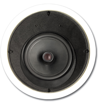 In-Ceiling Angled Speaker - K-8LCRS - Preference Audio