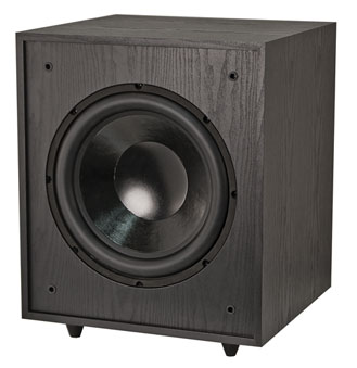 Freestanding Powered Subwoofer - P-1200 - Preference Audio